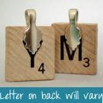 Polaroid Love Scrabble Pendant with..